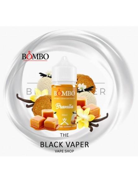 Aroma Branila contiene: vainilla, nata, galleta, crema y caramelo