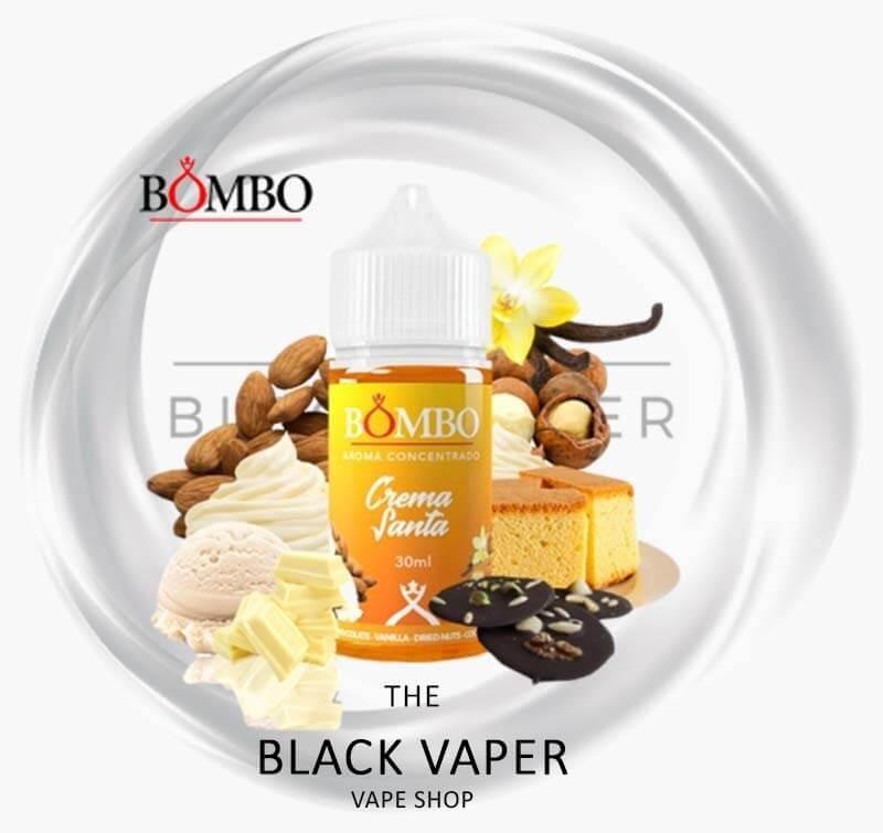 Aroma Crema Santa contiene: frutos secos, chocolate negro y blanco con azúcar de coco.