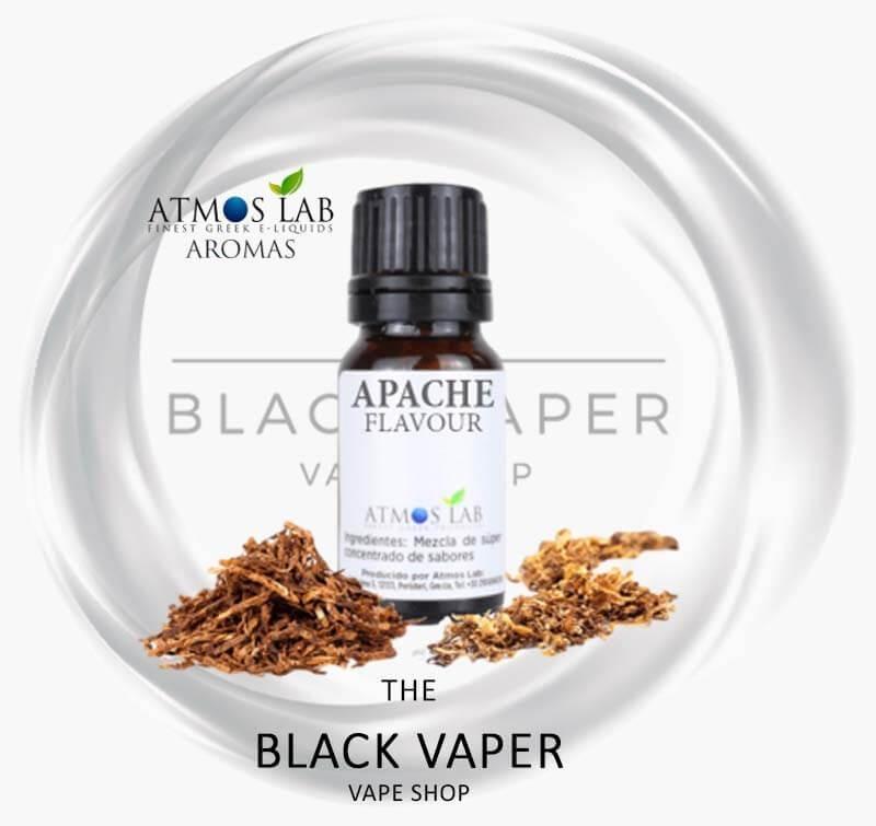 El Aroma Apache de Atmos Lab auténtico sabor a tabaco que mantiene un regusto muy agradable.